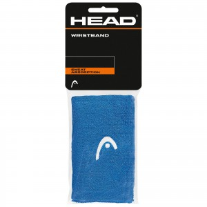 HEAD Wristband 5' (BLUE)