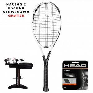 Rakieta tenisowa HEAD Graphene 360+ Speed MP