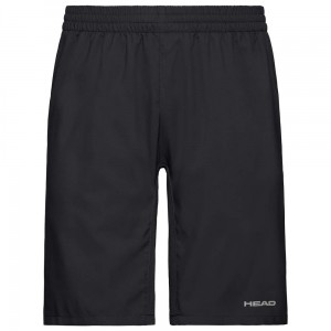 Spodenki tenisowe HEAD Club Bermuda (black)