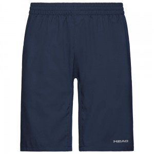 Spodenki tenisowe HEAD Club Bermuda (dark blue)
