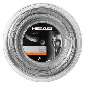 HEAD HAWK REEL (GREY) - 200 m