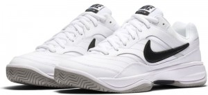 Buty do tenisa NIKE Men's Nike Court Lite Tennis Shoe (white)