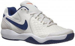 Buty do tenisa NIKE Men's Nike Air Zoom Resistance Tennis Shoe (phantom/sail)