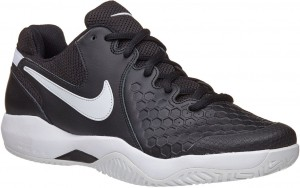 Buty do tenisa NIKE Men's Nike Air Zoom Resistance Tennis Shoe (black/white)