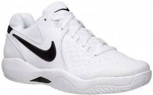 Buty do tenisa NIKE Men's Nike Air Zoom Resistance Tennis Shoe (white/black)