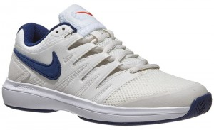 Buty do tenisa NIKE Nike Air Zoom Prestige (phantom/sail)