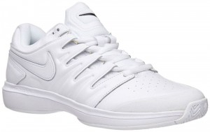 Buty do tenisa NIKE Air Zoom Prestige Leather (white)