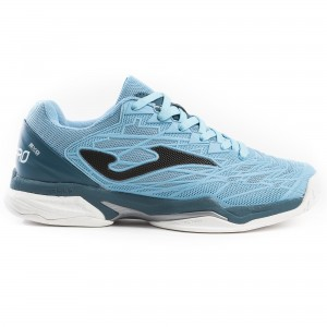 Buty do tenisa ACE PRO LADY 905 SKY BLUE CLAY