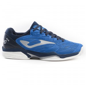 Buty do tenisa T.ACE PRO MEN 904 BLUE ALL COURT