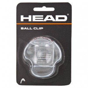 HEAD New Ball Clip (CLEAR)