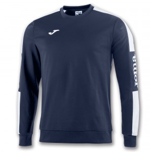 JOMA SWEATSHIRT CHAMPION IV NAVY-WHITE