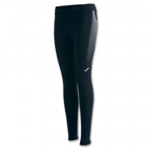 JOMA LONG TIGHT ELITE VI BLACK