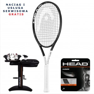 Rakieta tenisowa HEAD Graphene 360 Speed PRO