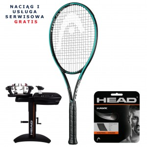 Rakieta tenisowa HEAD Graphene 360+ Gravity TOUR