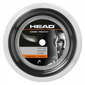 HEAD HAWK TOUCH REEL (ANTRACITE) - 120 m