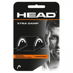 HEAD XTRA DAMP (BLACK)